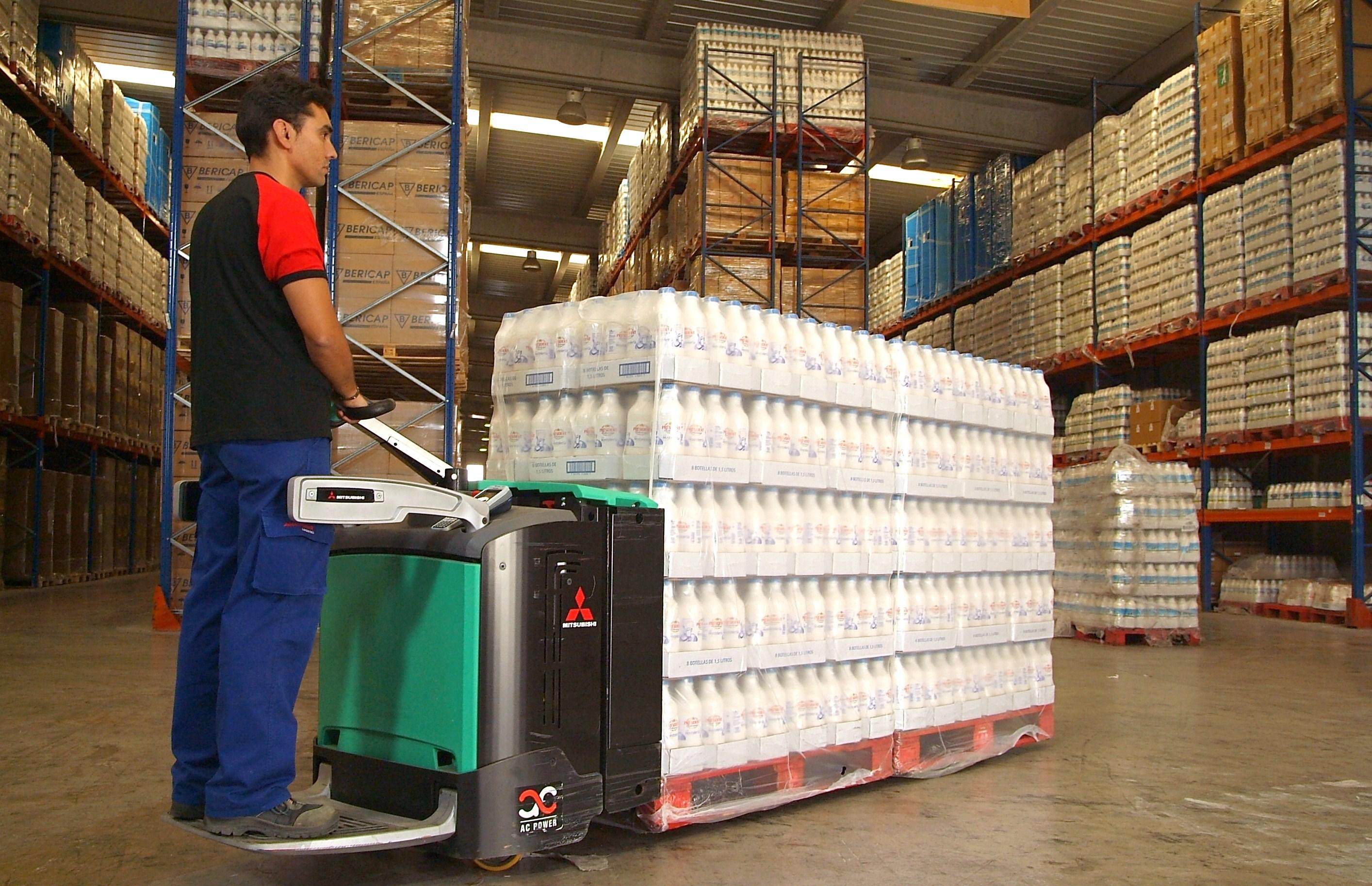 Almacén Moldstock Logística Logistics Supply Chain