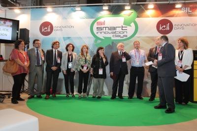 Premios ICIL-SIL. Ignasi Sayol