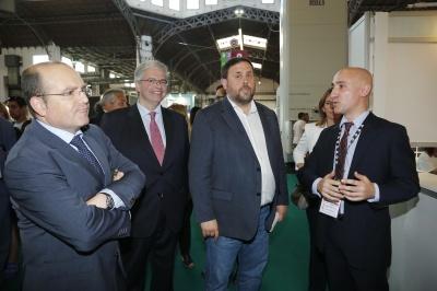 Ignasi Sayol, Jordi Cornet, Oriol Junqueras, César Castillo