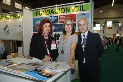 Leonor Cáncer, Teresa Pérez, César Castillo